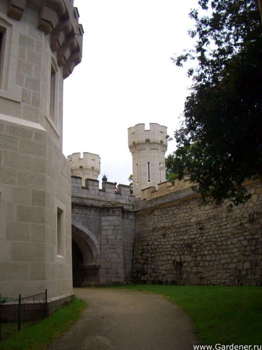 Замок Глубока над Влтавой (The Hluboka Castle) 31610