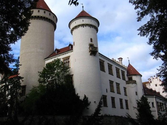ЧЕХИЯ: Замок Конопиште 90261