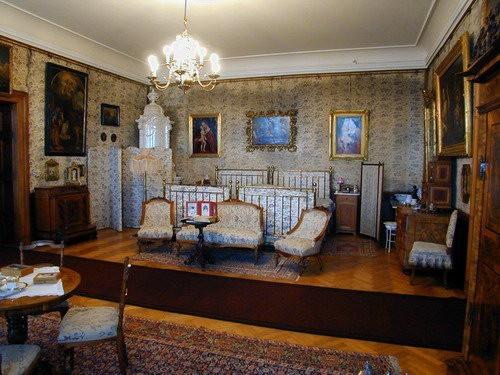 ЧЕХИЯ: Замок Конопиште 90114