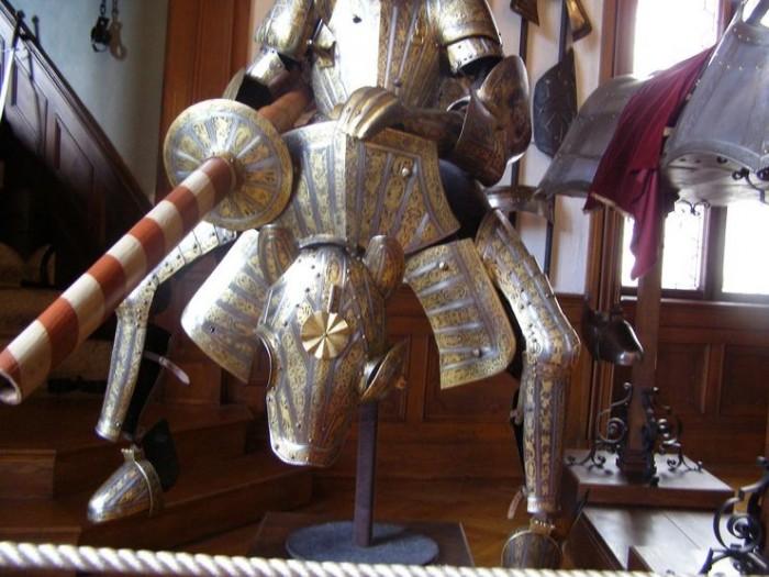 ЧЕХИЯ: Замок Конопиште 36103
