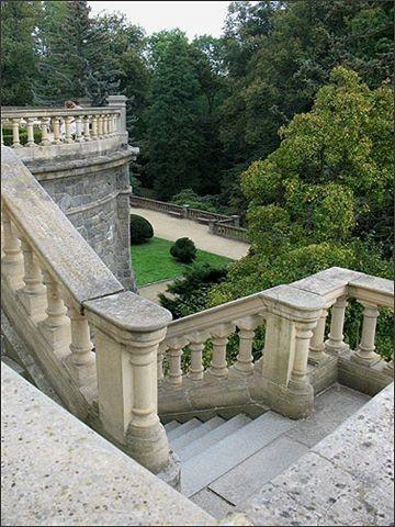 ЧЕХИЯ: Замок Конопиште 25955