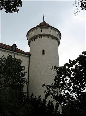 ЧЕХИЯ: Замок Конопиште 92187