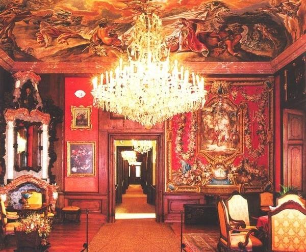 ЧЕХИЯ: Замок Конопиште 49612