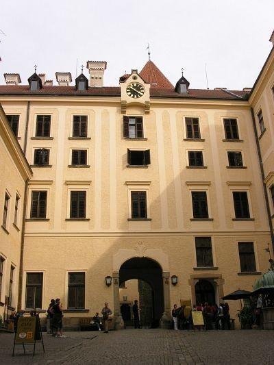 ЧЕХИЯ: Замок Конопиште 86105