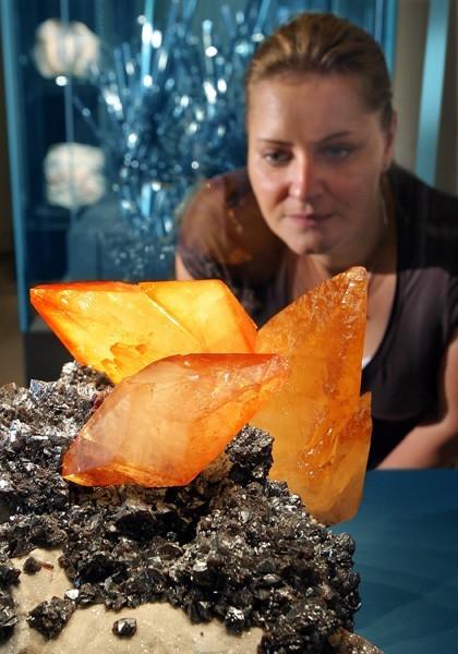 Выставка terra mineralia - terraM, Фрайберг, Саксония 56837