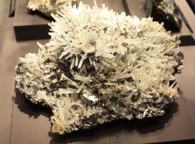 Выставка terra mineralia - terraM, Фрайберг, Саксония 36374