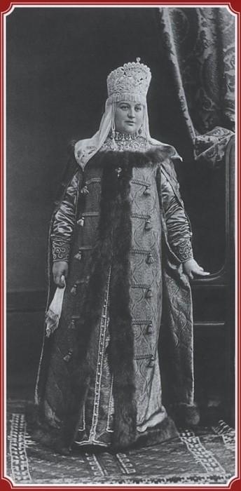 Княгиня Елена Владимировна Голицына - Боярыня