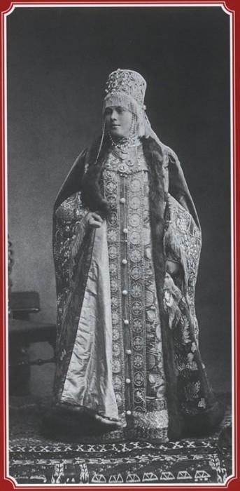 Княгиня Наталья Федоровна Карлова - Боярыня
