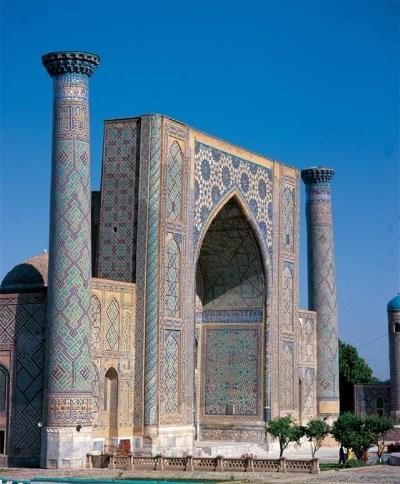 Регистан, Самарканд 78246