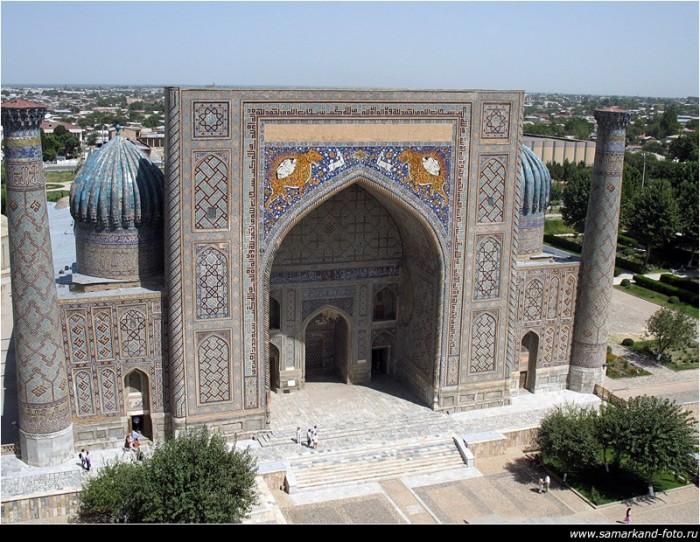 Регистан, Самарканд 29595