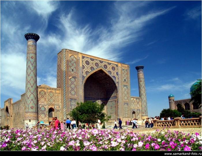 Регистан, Самарканд 68881