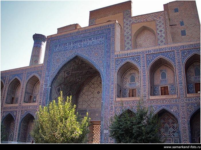 Регистан, Самарканд 12913