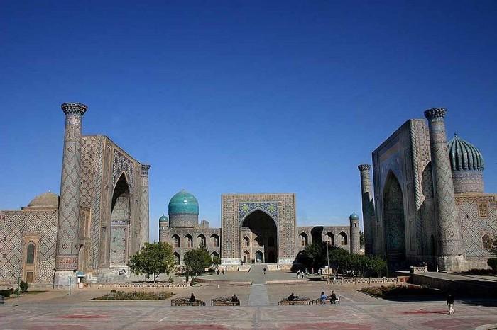 Регистан, Самарканд 87518
