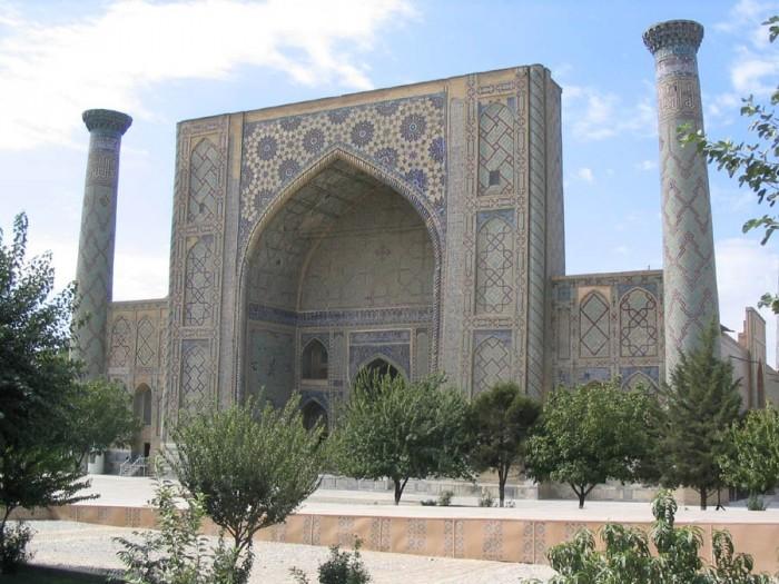 Регистан, Самарканд 31290