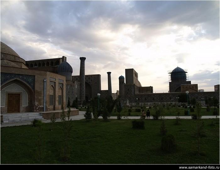 Регистан, Самарканд 34411