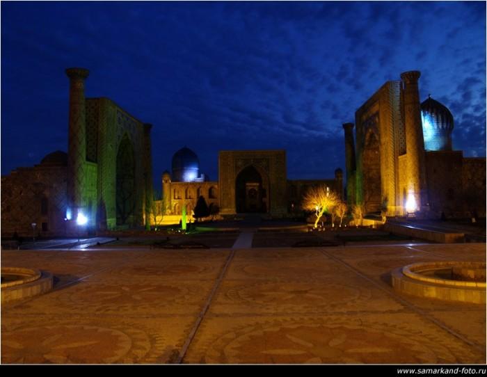 Регистан, Самарканд 60358