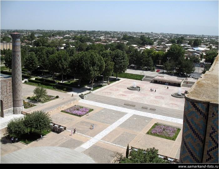 Регистан, Самарканд 24710