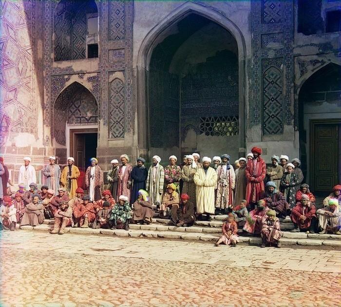Регистан, Самарканд 79298