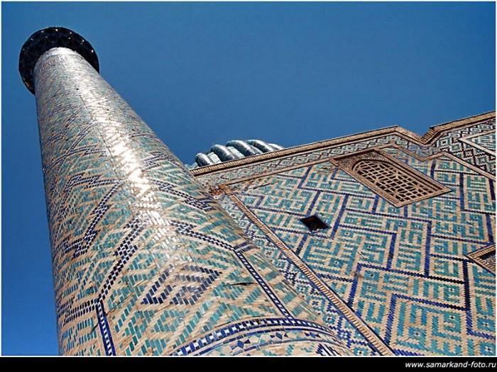 Регистан, Самарканд 57004
