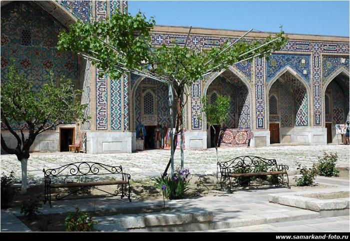 Регистан, Самарканд 16232