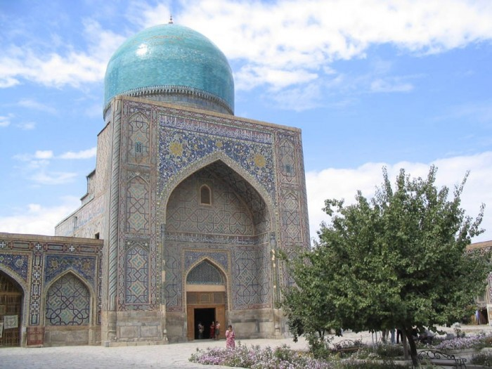 Регистан, Самарканд 31577