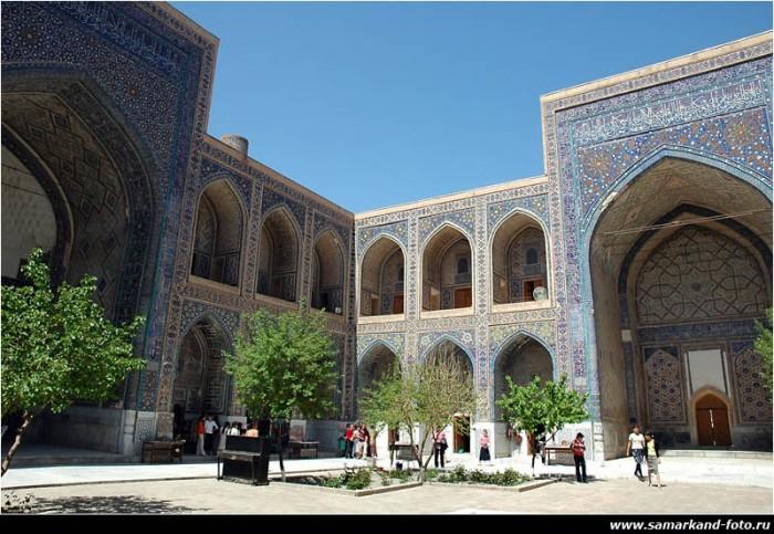 Регистан, Самарканд 88300
