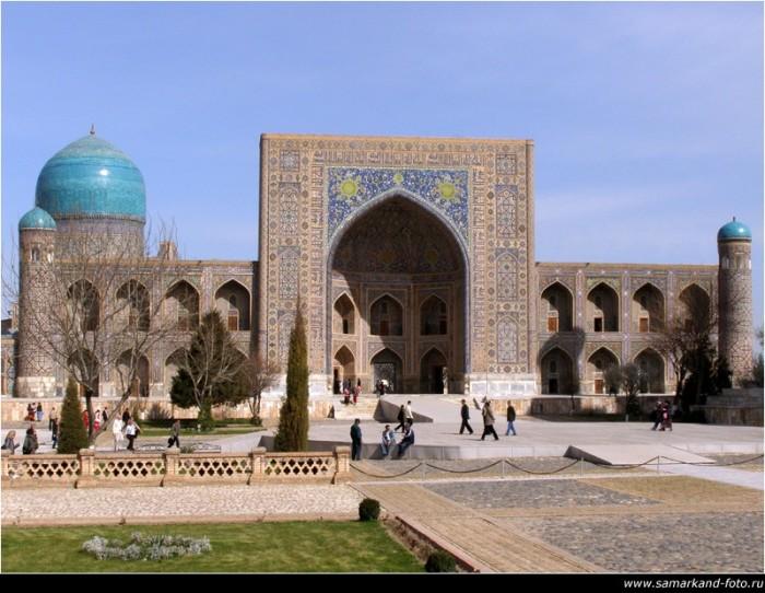 Регистан, Самарканд 67182