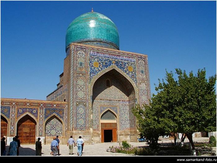 Регистан, Самарканд 60613