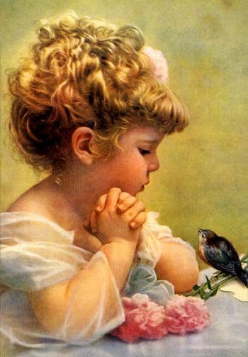 Passione Ricamo: Girl with Bird &raquoподробнее.