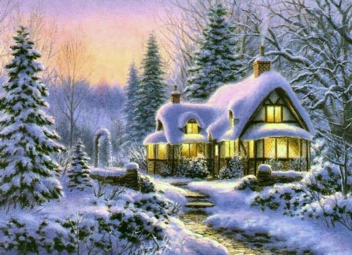 Зимние домики_01