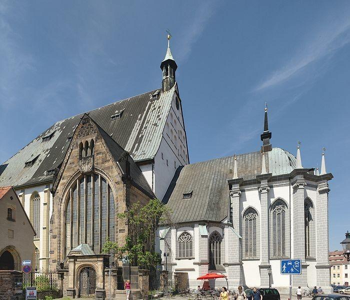 Dom St. Marien zu Freiberg/Sachsen 63344
