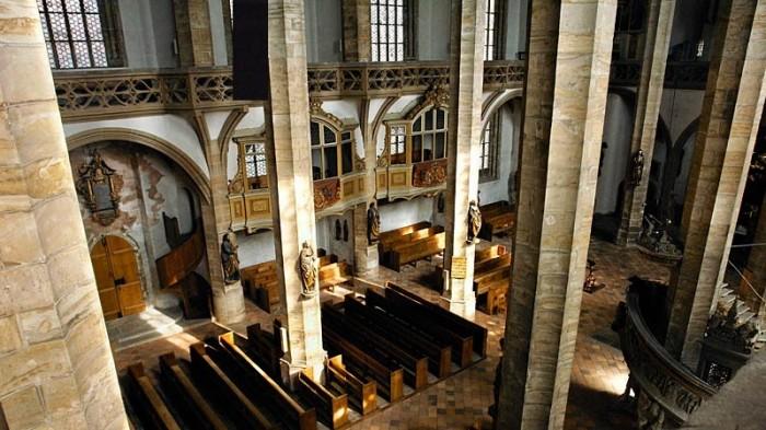 Dom St. Marien zu Freiberg/Sachsen 86529