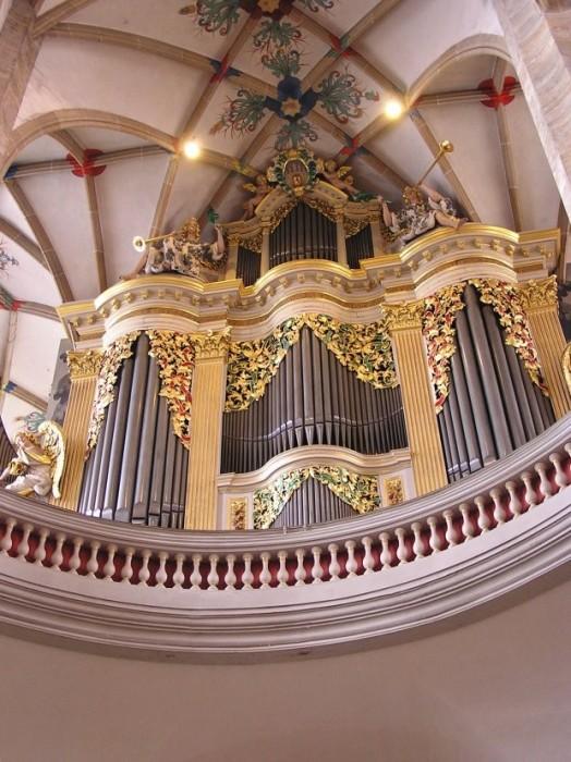 Dom St. Marien zu Freiberg/Sachsen 18363