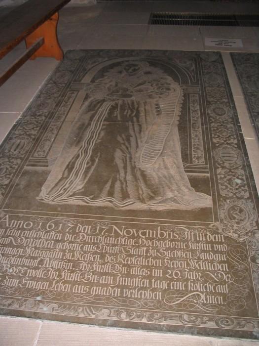 Dom St. Marien zu Freiberg/Sachsen 42809