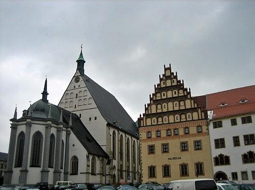 Dom St. Marien zu Freiberg/Sachsen 74010