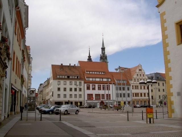 Фраиберг-город в Саксонии 59387