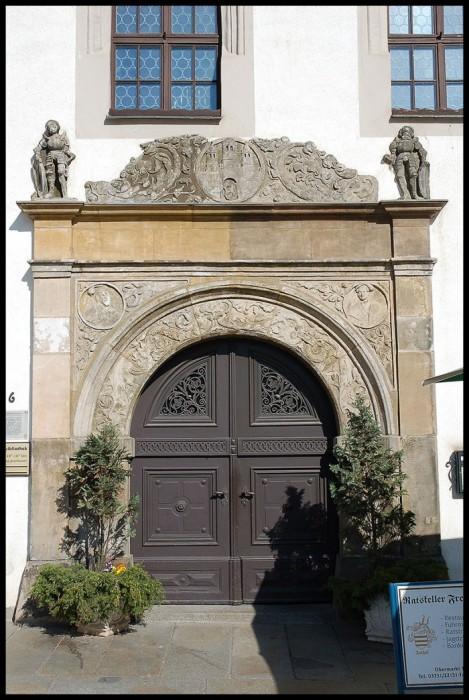 Фраиберг-город в Саксонии 70211
