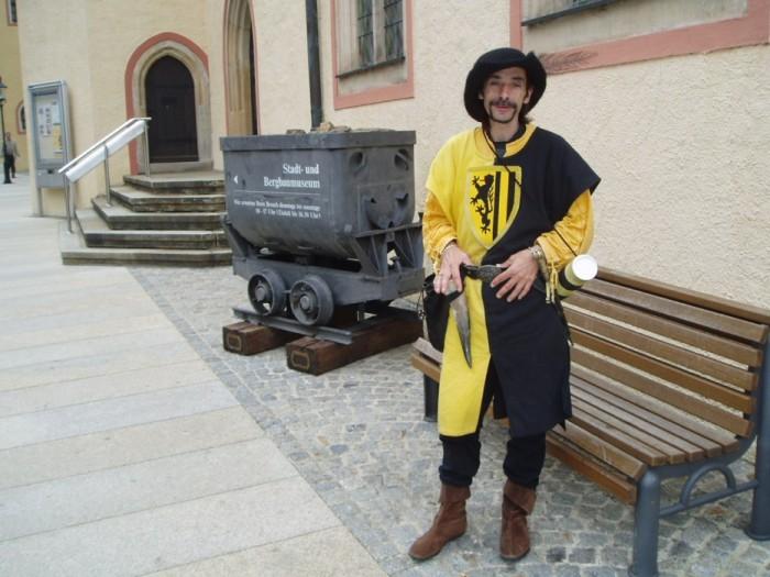 Фраиберг-город в Саксонии 94172