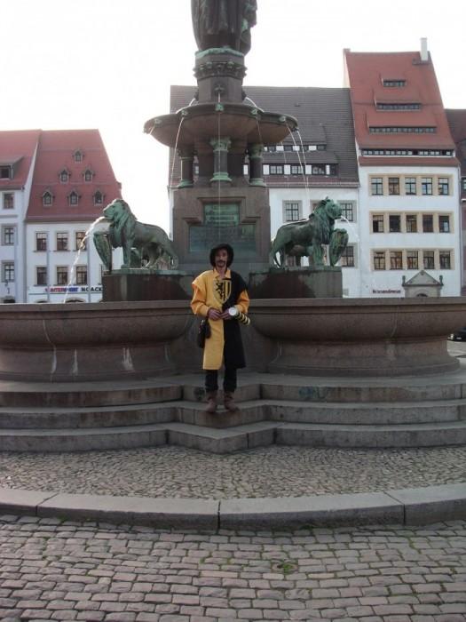 Фраиберг-город в Саксонии 62347