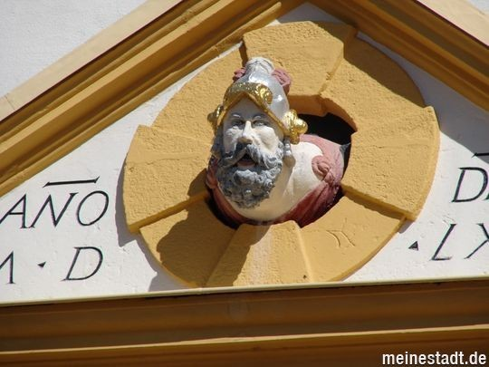 Фраиберг-город в Саксонии 88202