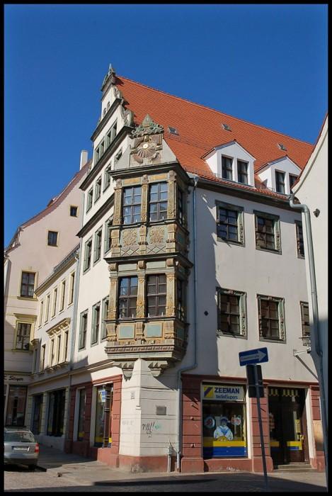 Фраиберг-город в Саксонии 81984