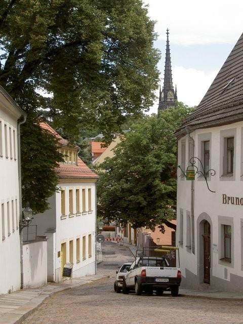 Фраиберг-город в Саксонии 72206