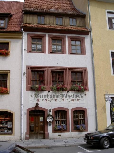 Фраиберг-город в Саксонии 71605