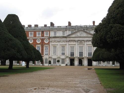 Сад дворца Хэмптон-Кор 14820