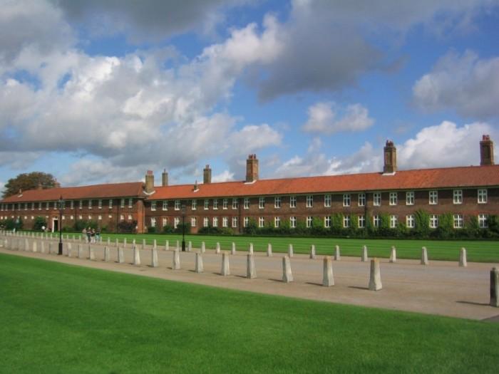 Сад дворца Хэмптон-Кор 67192
