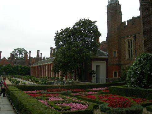 Сад дворца Хэмптон-Кор 42367