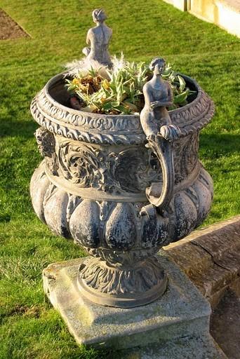 Сад дворца Хэмптон-Кор 58690