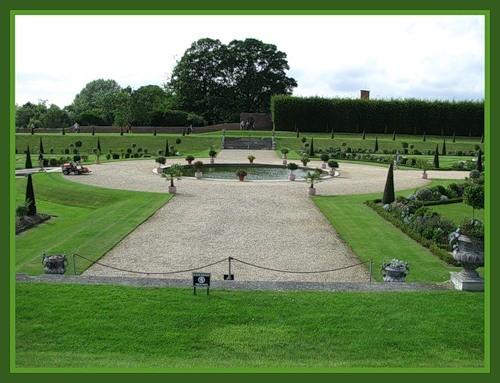 Сад дворца Хэмптон-Кор 71895