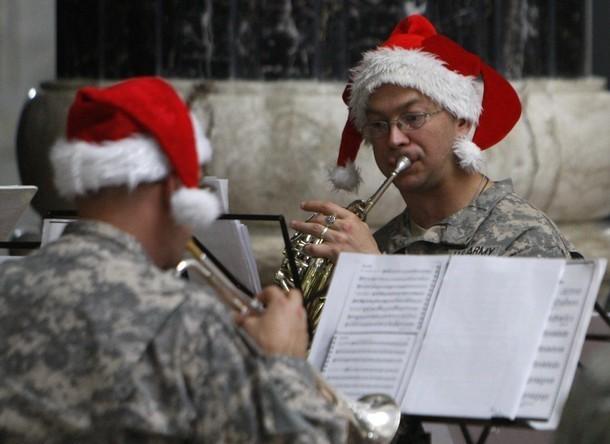 Прошло каталическое Рождество 2009.