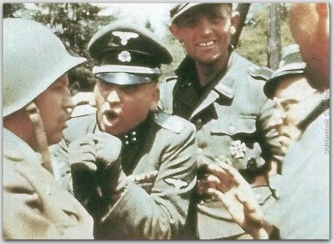 Трофейные фото вторая мировая немцы